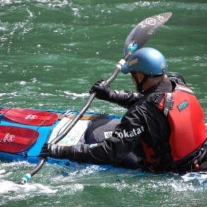 Body Boat Blade Advanced Kayak Skills Training