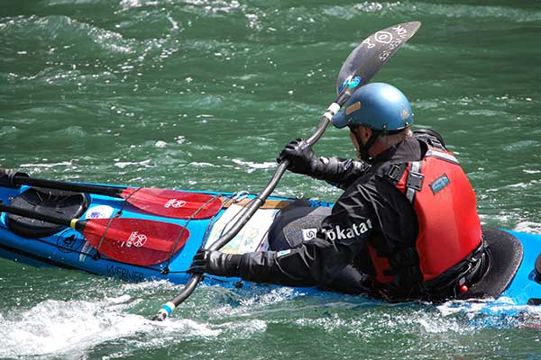 Expedition Skills Kayaking Instruction