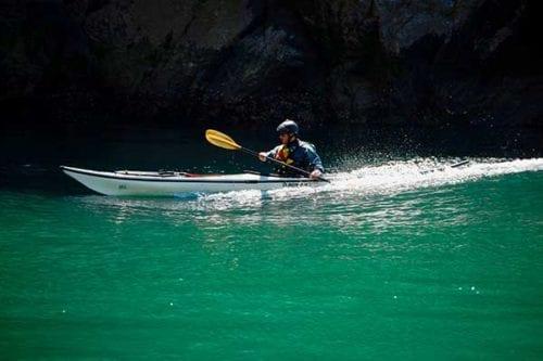 Kayaking classes in the San Juan Islands