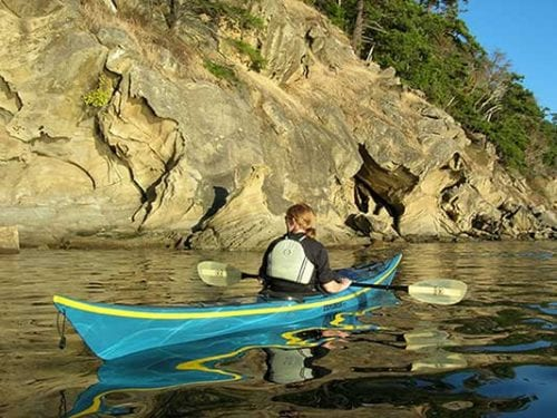 Foundation Sea Kayaking Skills classes