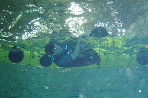 Kayak Training Pool