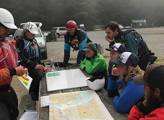 Learn to kayak near Seattle, Washington