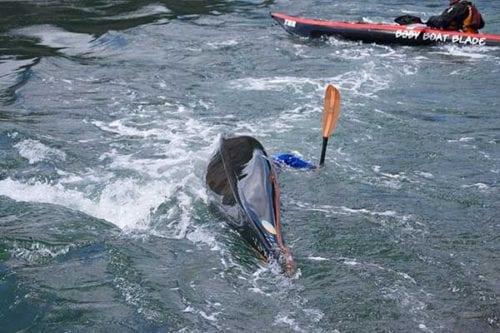 Kayak Rolling and Bracing classes, near Seattle Washington