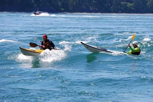 Beyond Beginner Kayak Courses