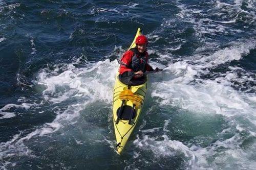 kayak classes are fun, Anacortes Washington