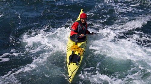 Fun, safe, kayaking classes