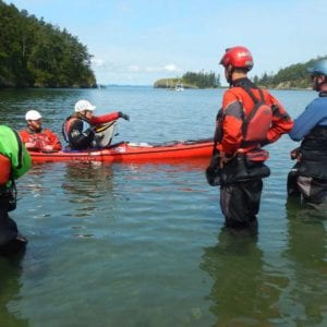 Foundation Kayak Skills Classes