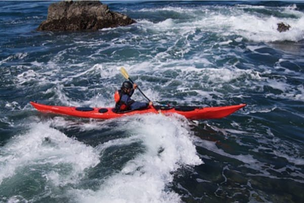 Advanced Tides and Skills, kayaking course, near Seattle