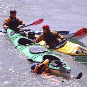Guide / Leadership Sea Kayak Training
