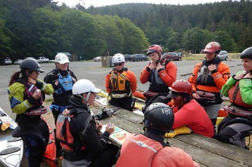 Kayak Guide Training Classes