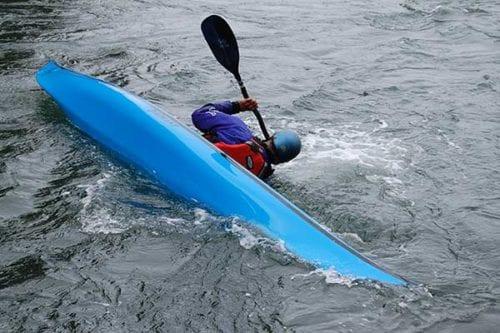 Kayaking instruction near Seattle