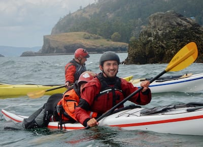 Kayak Skills Training