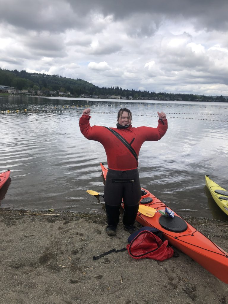 More kayak fun!
