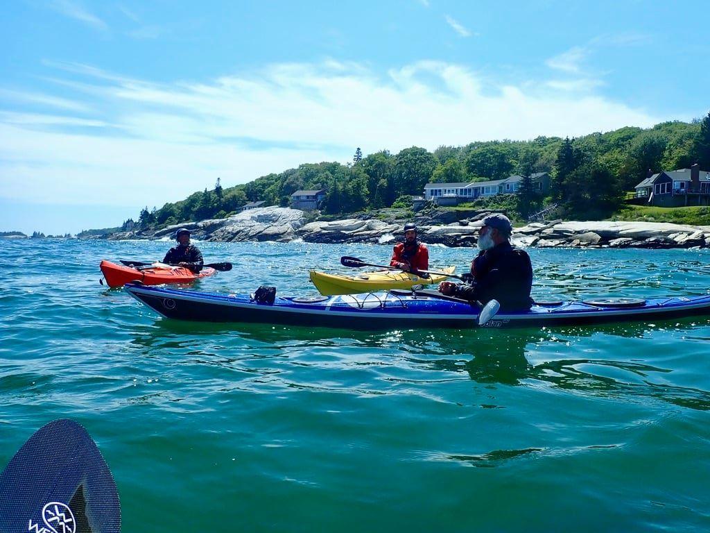 Sea Kayak Leaders